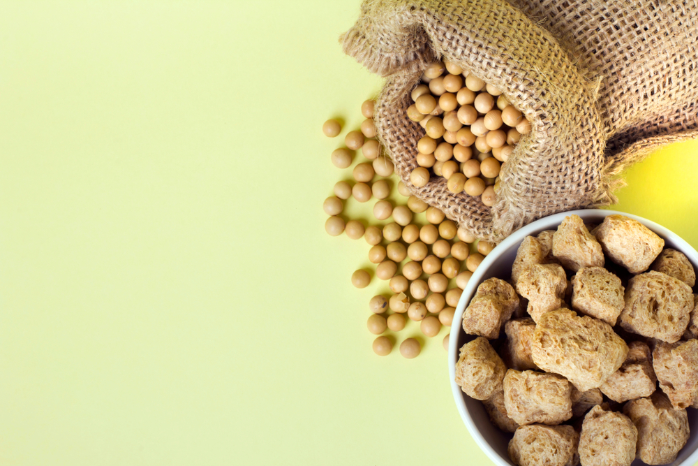 texturized soy protein